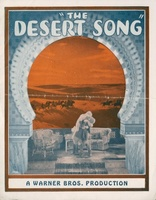 The Desert Song movie poster (1929) picture MOV_50b43b36