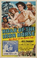 Roar of the Iron Horse, Rail-Blazer of the Apache Trail movie poster (1951) picture MOV_50b56c17