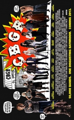 CBGB movie poster (2013) poster MOV_50b7c458