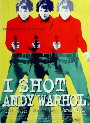 I Shot Andy Warhol movie poster (1996) poster MOV_50bc72fc
