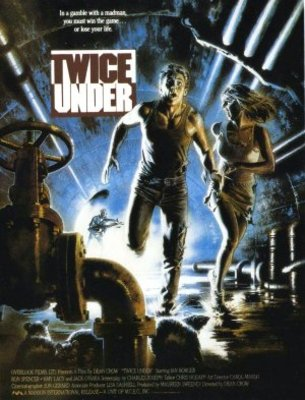 Twice Under movie poster (1987) poster MOV_50bd7b11