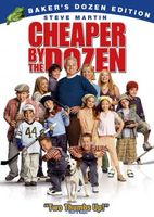 Cheaper by the Dozen movie poster (2003) picture MOV_50bd8262