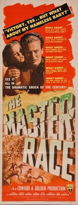The Master Race movie poster (1944) poster MOV_50c3293f