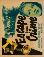 Escape from Crime movie poster (1942) picture MOV_50c79084