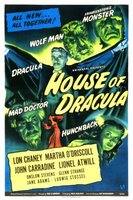 House of Dracula movie poster (1945) picture MOV_50ca78cd