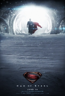 Man of Steel movie poster (2013) poster MOV_50cb6e41