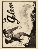 Der Golem, wie er in die Welt kam movie poster (1920) picture MOV_50cca7ea