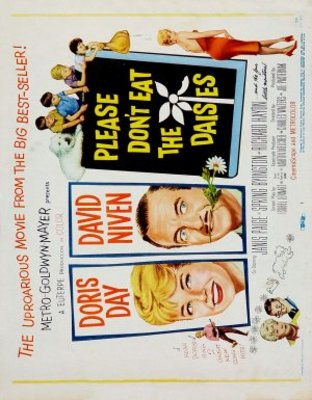 Please Don't Eat the Daisies movie poster (1960) poster MOV_50df8c66