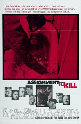 Assignment to Kill movie poster (1968) poster MOV_50e81457