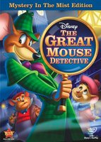 The Great Mouse Detective movie poster (1986) picture MOV_50e9a659
