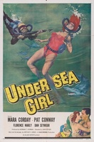 Undersea Girl movie poster (1957) picture MOV_50f693ea