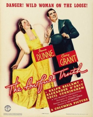 The Awful Truth movie poster (1937) poster MOV_50ffd554