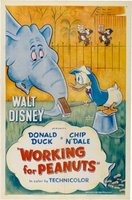 Working for Peanuts movie poster (1953) picture MOV_510a5b22