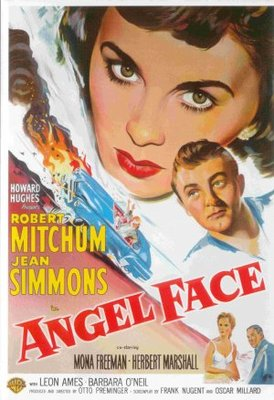 Angel Face movie poster (1952) poster MOV_510e9bd8