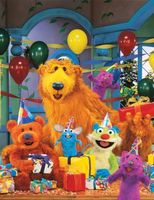 Bear in the Big Blue House movie poster (1997) picture MOV_5111e1f2