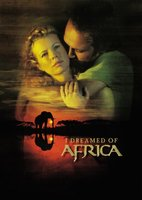 I Dreamed of Africa movie poster (2000) picture MOV_51123ed1