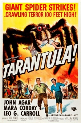 Tarantula movie poster (1955) poster MOV_51234661
