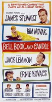 Bell Book and Candle movie poster (1958) picture MOV_5125ded0