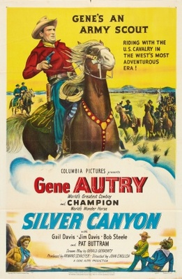 Silver Canyon movie poster (1951) poster MOV_512b2a5e