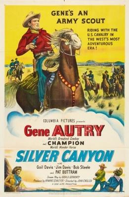 Silver Canyon movie poster (1951) poster MOV_512b2a5e