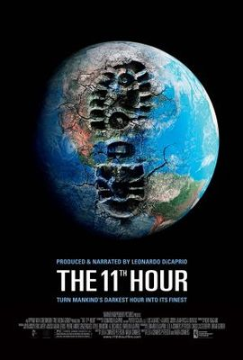 The 11th Hour movie poster (2007) poster MOV_51310aad