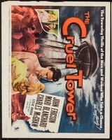 The Cruel Tower movie poster (1956) picture MOV_5136d070