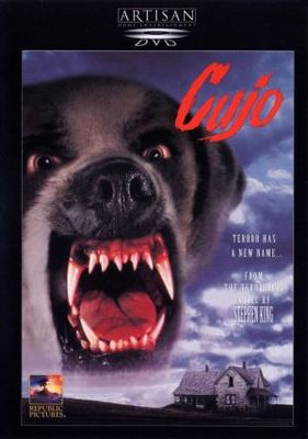 Cujo movie poster (1983) poster MOV_515991c9