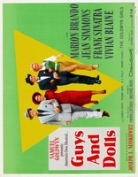 Guys and Dolls movie poster (1955) picture MOV_de498e4b