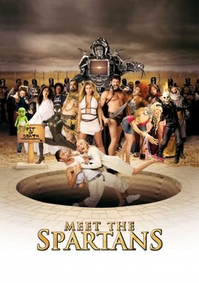 Meet the Spartans movie poster (2008) poster MOV_515a4620