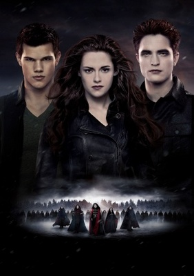 The Twilight Saga: Breaking Dawn - Part 2 movie poster (2012) poster MOV_515b46c6