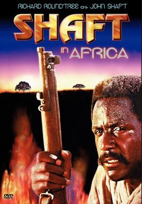 Shaft in Africa movie poster (1973) poster MOV_515baa46