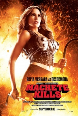 Machete Kills movie poster (2013) poster MOV_515bcb37
