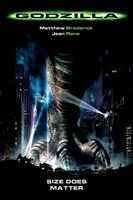 Godzilla movie poster (1998) picture MOV_515e2648
