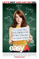 Easy A movie poster (2010) picture MOV_5160fb1e