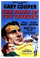The Pride of the Yankees movie poster (1942) picture MOV_5163e906