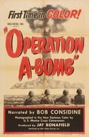 Operation A-Bomb movie poster (1952) picture MOV_51651525