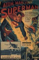 Atom Man Vs. Superman movie poster (1950) picture MOV_5167127d