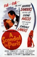 A Scandal in Paris movie poster (1946) picture MOV_516a5100