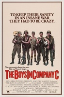 The Boys in Company C movie poster (1978) picture MOV_b00d425e