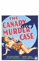 The Canary Murder Case movie poster (1929) picture MOV_516d88de