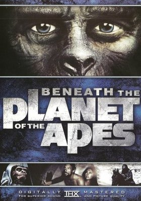 Beneath the Planet of the Apes movie poster (1970) poster MOV_516dd1bb