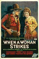 When a Woman Strikes movie poster (1919) picture MOV_516e13e4