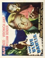 The Blue Dahlia movie poster (1946) picture MOV_516eb1dc