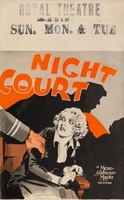 Night Court movie poster (1932) picture MOV_51701727