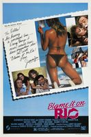 Blame It on Rio movie poster (1984) picture MOV_517478ae