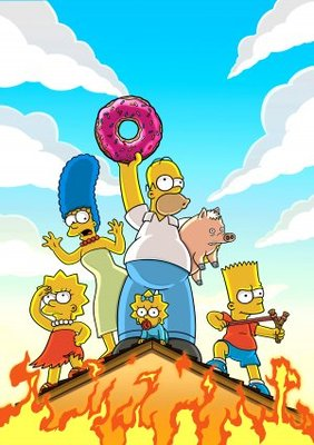 The Simpsons Movie movie poster (2007) poster MOV_517a5d28