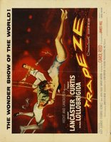 Trapeze movie poster (1956) picture MOV_517a9d15