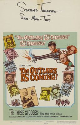 The Outlaws Is Coming movie poster (1965) poster MOV_5180348a
