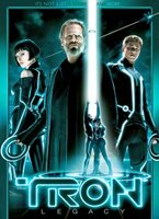 TRON: Legacy movie poster (2010) picture MOV_5181cb0b