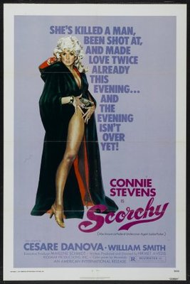 Scorchy movie poster (1976) poster MOV_5182d264